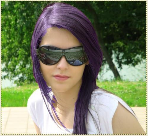 Come cambiare colore dei capelli in GIMP