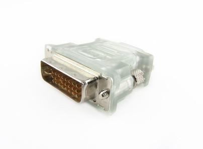 Come collegare una GeForce 6200 con un cavo DVI