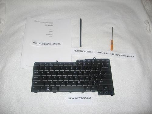 Come sostituire una tastiera del computer portatile Dell