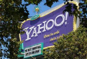 Yahoo sta bloccando gli allegati come virus