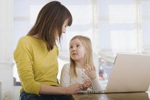 Come creare account Yahoo di un bambino