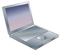 Come riparare la retroilluminazione dello schermo su un computer portatile Dell