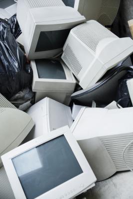 Come smontare un CRT per il riciclaggio di rame