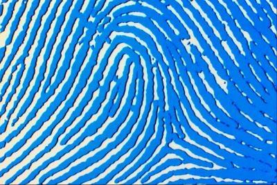 Come posso liberarmi delle impronte digitali di autorizzazione sul mio portatile?