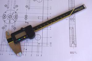 Come calcolare piedi quadrati nel CAD