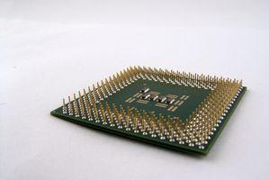 Come risolvere una CPU su un computer