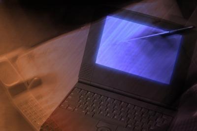 Come risolvere schermo di un portatile scoloriti