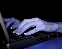 Gli effetti negativi di un uso eccessivo del computer portatile