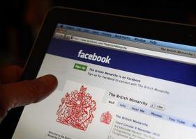 Come spostare immagine del profilo su Facebook per un diverso album