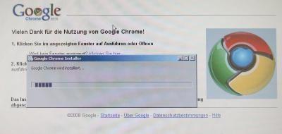 Problemi di caricamento di Google Chrome in Windows 7