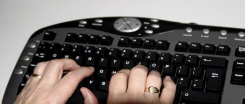 Computer usa negli uffici governativi