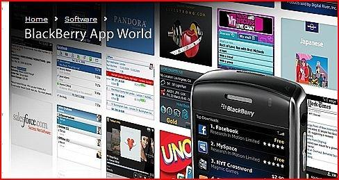 Come rendere le applicazioni per Blackberry App World
