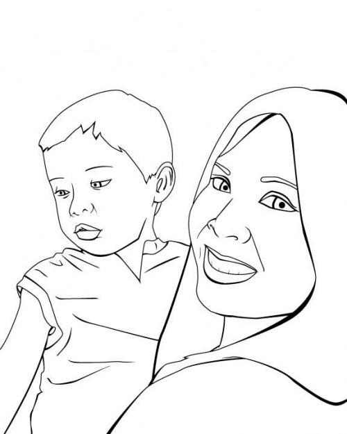 Come creare un ritratto in Adobe Illustrator