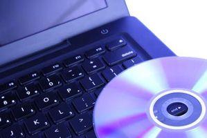Come formattare un disco DVD