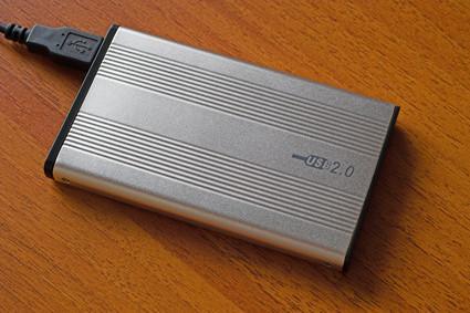 Portable Hard Drive vs. Flash drive