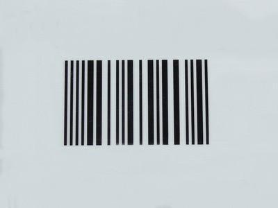 Come creare un codice a barre 128
