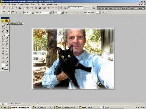 Come rimuovere lo sfondo da una foto o un'altra immagine
