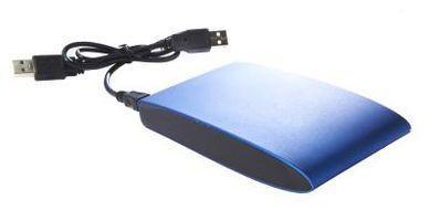 Come convertire un disco rigido portatile per interno