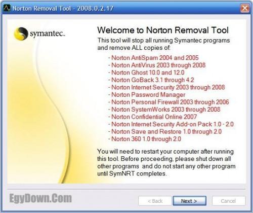 Come disinstallare Norton Utility