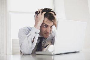 Perché non è possibile allegare file in Yahoo Mail?