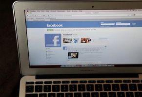 Come ottenere un URL personalizzato Facebook