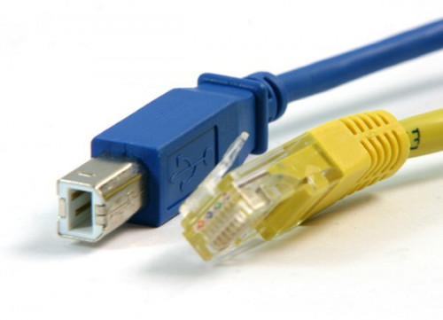 Qual è la differenza tra USB e Ethernet?