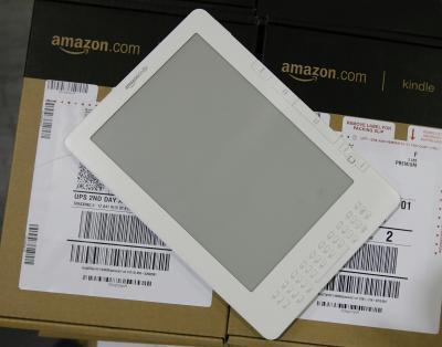 Risoluzione dei problemi uno schermo in bianco su un Kindle