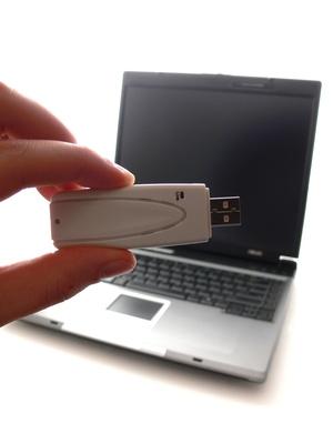 Come impostare un adattatore USB wireless