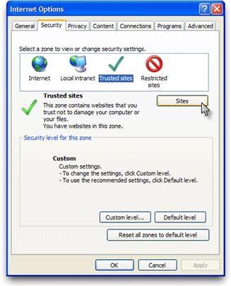 Come attivare controlli ActiveX