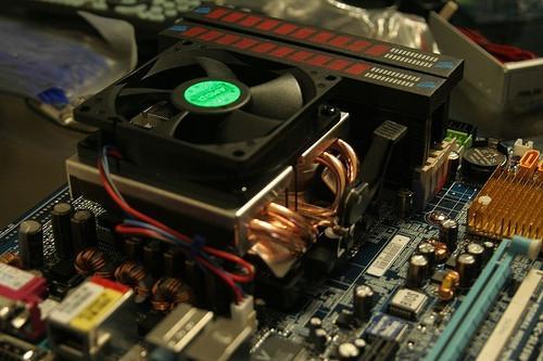 Problemi ventola della CPU