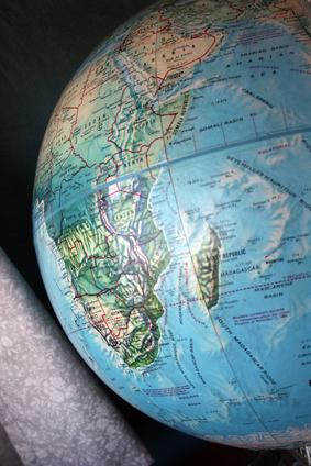 Come disegnare una sezione trasversale su una mappa topografica in Arcview