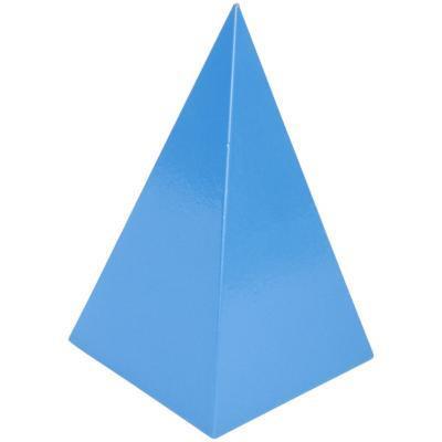 Come fare una teca di vetro Piramide Computer