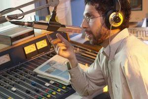 Bit tariffe raccomandate per Internet Radio