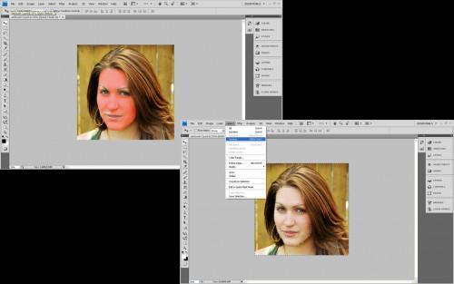 Come ad aerografo in Photoshop CS4