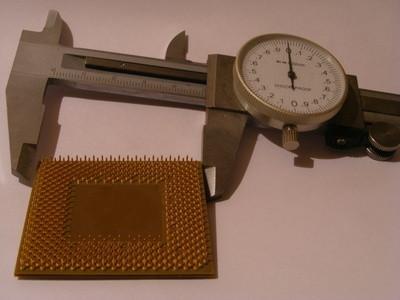 Come rimuovere il microprocessore da un notebook P25 Satellite