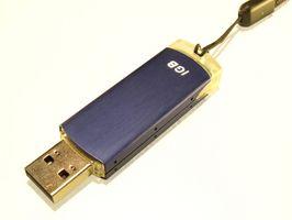 Come masterizzare ISO di un Flash Drive