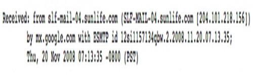 Come faccio a monitorare un indirizzo e-mail?