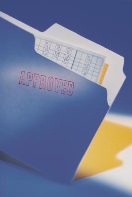"""Come timbrare un PDF """"Approvato"""" in modo che non può essere modificato"""