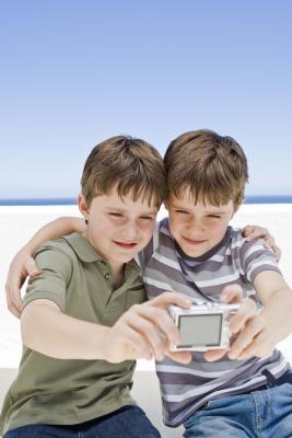 Mac Photobooth attività per i bambini