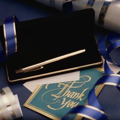 Come caricare una foto per una carta di ringraziamento