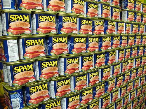 Come funziona una e-mail spam impresa raccogliere indirizzi e-mail?