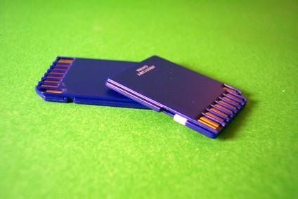 una scheda di memoria MicroSD Flash possono essere formattati per meno della sua capacità totale o Partitioned?