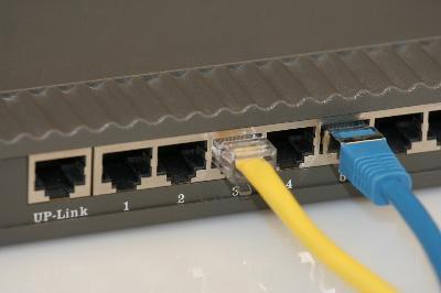 Come installare uno switch Ethernet