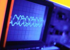 Come usare un oscilloscopio per misurare un segnale oscillante