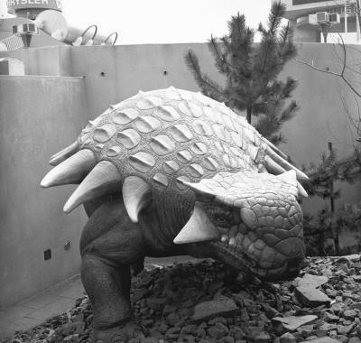 Come costruire un dinosauro Zoo