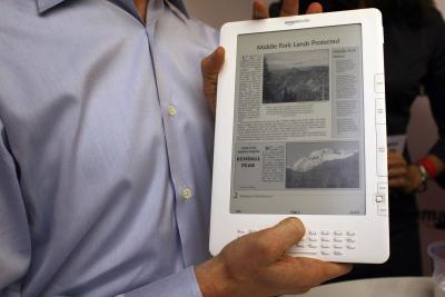 Come archiviare cartelle su un Kindle