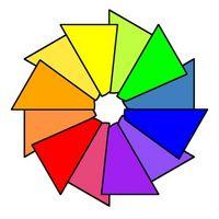 Come calcolare i colori complementari