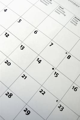Passi per ottenere il Modules Data e calendario di lavoro in Drupal