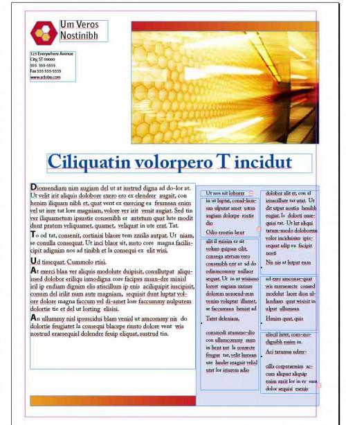 Come convertire un file PDF in un documento InDesign INX