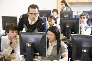 Punti Importanti sull'uso di Internet in materia di istruzione
